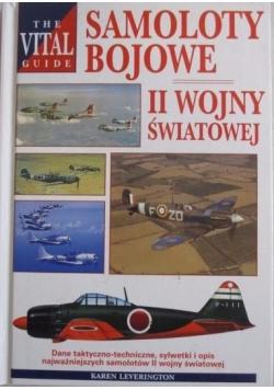 Samoloty bojowe II wojny światowej