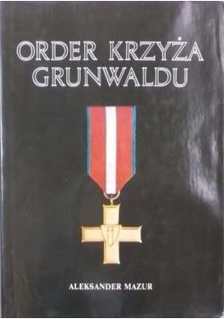 Order krzyża Grunwaldu