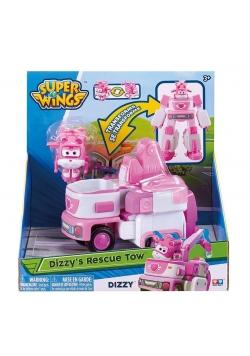 Super Wings Pojazd transformujący Dizzy