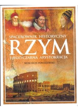 Spacerownik Rzym i jego czarna  w.2012