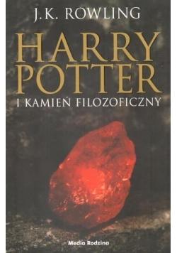 Harry Potter 1 Kamień..(czarna edycja) w.2016