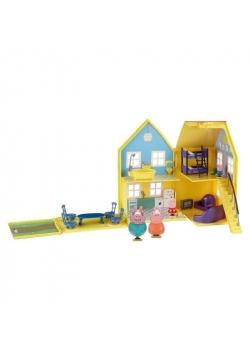 Peppa pig - Duży domek Peppy