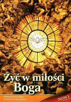 Religia GIM 3 podr Żyć w miłości Boga WDS