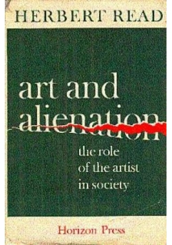 Art and alienation