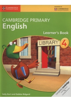Cambridge Primary English Learner's Book 4