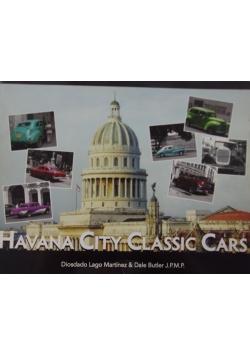 Havana City Classic Cars