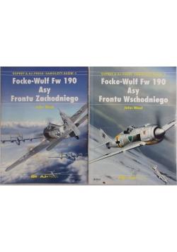 Focke - Wulf Fw 190 Asy Frontu Wschodniego, Focke - Wulf Fw 190 Asy Frontu Zachodniego