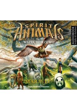 Spirit Animals T. 7 Wszechdrzewo. Audiobook