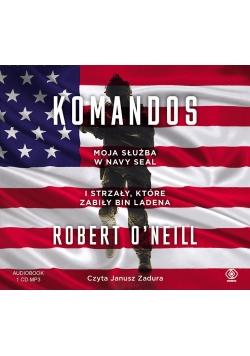 Komandos. Audiobook