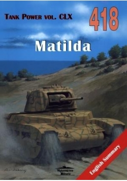 Matilda Tank Power vol. CLX 418