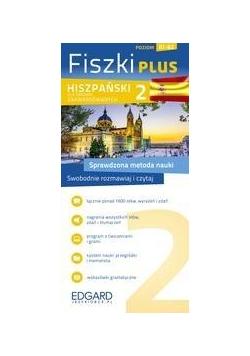 Hiszpański Fiszki Plus dla śred. zaaw. 2