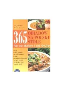 365 obiadów na polskim stole