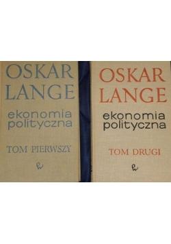 Ekonomia polityczna, Tom I - II