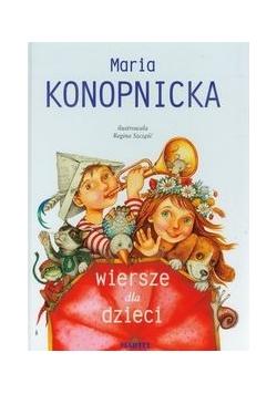 Wiersze dla dzieci: Maria Konopnicka