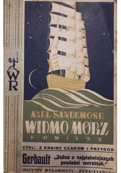 Widmo mórz , 1931 r.