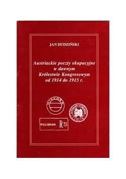 Austriackie poczty okupacyjne w dawnym królestwie kongresowym od 1914 do 1915