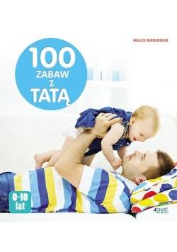 100 zabaw z tatą