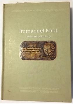 Immanuel Kant i świat współczesny.