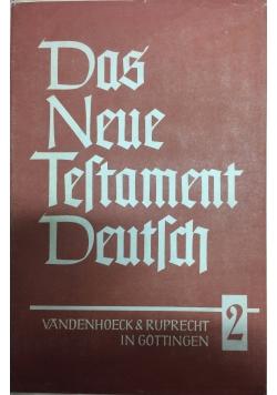 Das Evangelium nach Johannes die apostelgeschichte, 1962r.