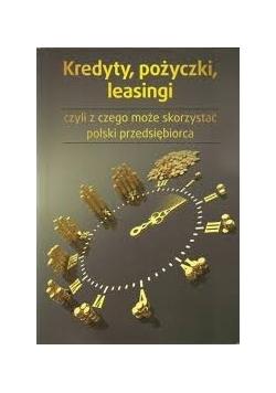 Kredyty, pożyczki, leasingi czyli z czego może skorzystać polski przedsiębiorca + CD
