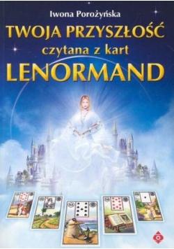 Twoja przyszłość czytana z kart - Lenormand