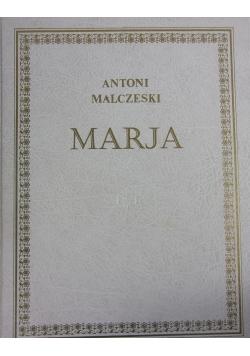 Marja. Powieść ukraińska reprint z 1867