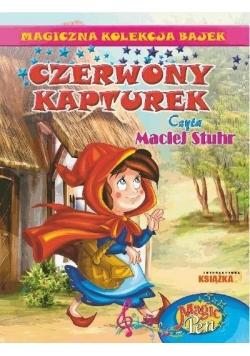 Magiczna Kolekcja Bajek T.3 Czerwony Kapturek + CD