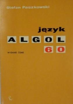 Język ALGOL 60