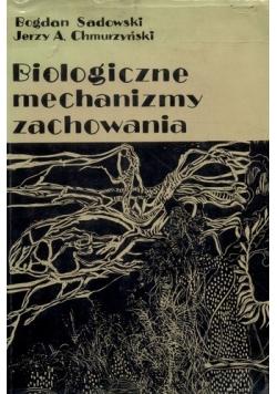 Biologiczne mechanizmy zachowania