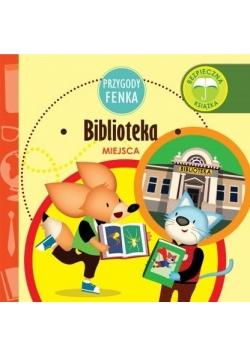 Przygody Fenka. Biblioteka