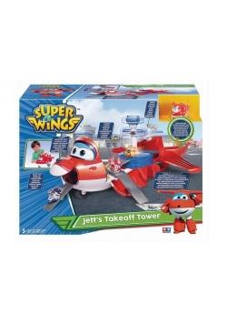 Super Wings Wieża kontrolna Jett