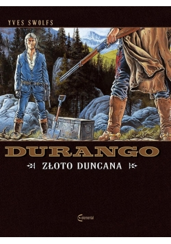 Durango T.9 Złoto Duncana