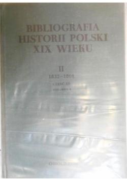 Bibliografia Historii Polski XIX wieku