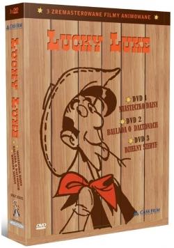 Lucky Luke. Kolekcja BOX (3xDVD)