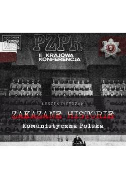 Zakazane historie Komunistyczna Polska audiobook