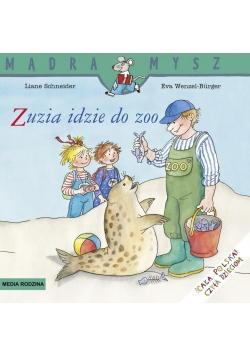 Mądra mysz - Zuzia idzie do zoo