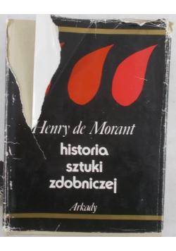 Historia sztuki zdobniczej