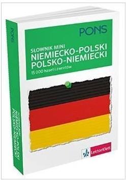 Słownik mini niemiecko-polski, polsko-niemiecki