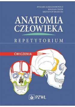 Anatomia człowieka. Repetytorium. Ćwiczenia