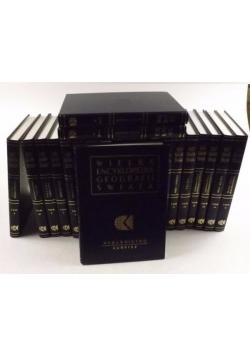 Wielka encyklopedia geografii świata, 22 tomów