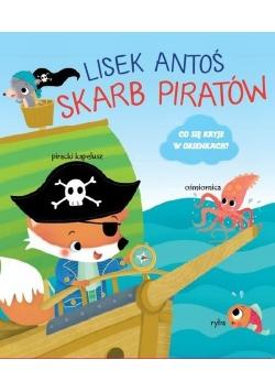 Lisek Antoś Skarb piratów