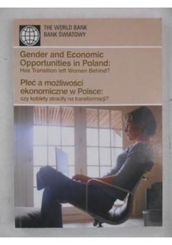 Płeć a możliwości ekonomiczne w Polsce