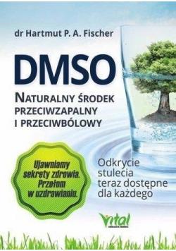 DMSO naturalny środek przeciwzapalny i przeciwbólowy, nowa