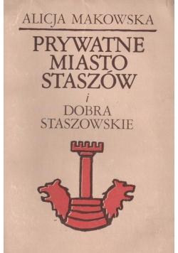 Prywatne miasto Staszów