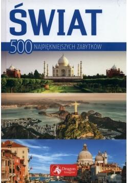 Świat 500 najpiękniejszych zabytków