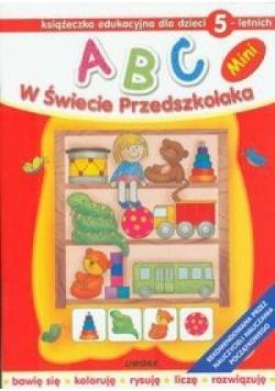 ABC w świecie przedszkolaka MINI 5L  LIWONA