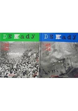 Dekady 1955-1964/ 1965-1974