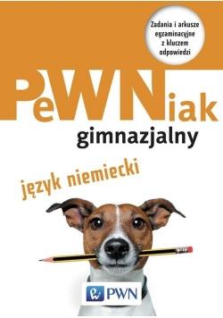 PeWNiak gimnazjalny Jezyk niemiecki + CD