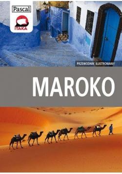 Przewodnik ilustrowany - Maroko w.2013 PASCAL