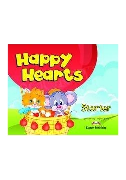Happy Hearts Starter PB + DVD EXPRESS PUBLISHING